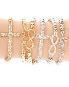 [Visit to Buy] LNRRABC Hot Sale Korean Fashion Jewelry Gold Silver Rhinestone Cross Hollow Beads Charms Bracelet lf Charm Bracelets For Girls, Bracelets For Men, Fashion Bracelets, Fashion Jewelry, Crystal Bracelets, Bangle Bracelets, Bangles, Bracelet Men, Cross Bracelets