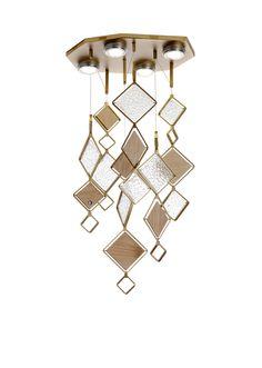 顶灯 Quadrie系列 by IDL EXPORT 设计师Cristian Feltrin Luxury Chandelier, Chandelier Pendant Lights, Ceiling Pendant, Ceiling Lamp, Pendant Lamp, Ceiling Lights, Crystal Ceiling Light, Drop Lights, L And Light