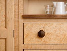 Inglis-Hall | Storrington Project - Bespoke Furniture, Bedroom, Storage | Sussex