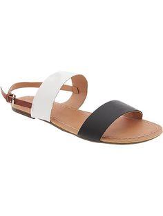 Women's Color-Block Sandals Product Image