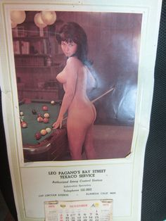 Vintage 1970s Leo Pagano's Bay Street Texaco Gas by kookykitsch, $18.00