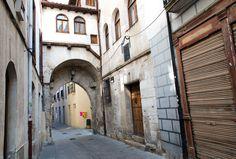 Calle Mayor de Medina de Pomar