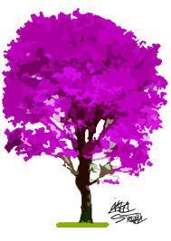 ipe roxo - Pesquisa Google Watercolour Drawings, Watercolours, Watercolor Paintings, Tattoo, Flowers, Plants, Photography, Ideas, Vintage Illustrations