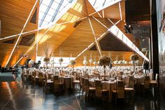 This is the McNamara Alumni Center in Minneapolis, Minnesota