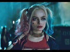 Suicide Squad Extended Cut - Featurette Joker & Harley [HD] - YouTube