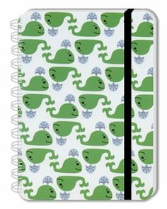 Notebooks made with wallpaper!