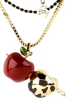 The Poison Apple - Beautiful Disney Jewelry
