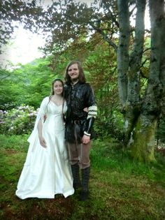 LOTR Wedding Im sure no one would allow me to do this but it would