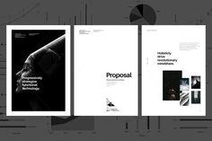 A4 Keynote Presentation for Print by GoaShape on @creativemarket