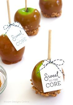 Sweet To The Core free printable!