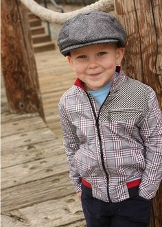 This is the cutest little boy and outfit ever!