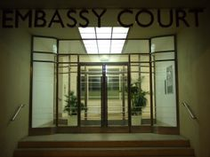 Embassy Court, art deco icon in Brighton, our home http://www.travelnation.co.uk/contact-us
