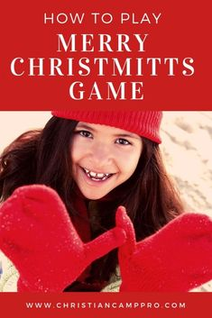 If you have no idea on what game to play or host on Christmas day, then we're here to give you an awesome idea! Let's play the Merry Christmitts Game! Christmas Games To Play, Family Games To Play, Games To Play With Kids, Christmas Games For Adults, Christmas On A Budget, Kids Christmas, Christmas Parties, Christmas 2019, Christmas Decorations