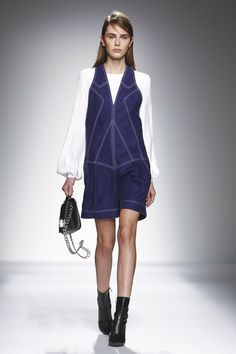 Andrew GN Ready To Wear Spring Summer 2016 Paris - NOWFASHION