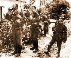 German soldiers, Kursk.1943