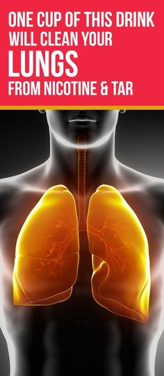 Holistic Health Remedies One Cup of This Drink Will Clean Your Lungs from Nicotine and Tar - One Cup Of This Drink Will Clear Your Lungs Of Nicotine and Tar Health Benefits, Health Tips, Health And Wellness, Health And Beauty, Health Fitness, Health Recipes, Health Facts, Health Quotes, Mental Health