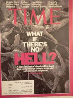 Time Magazine - April 25, 2011. What If There's No Hell? (Vol. 177, No. 16) by April 25, 2011-What If There's No Hell? Time magazine,http://www.amazon.com/dp/B004WT427W/ref=cm_sw_r_pi_dp_NsRvtb1P2299M0SC