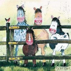 'Ponies' by Alex Clark (ac6)
