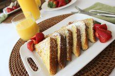 Vanilla Cinnamon French Toast on MyRecipeMagic.com
