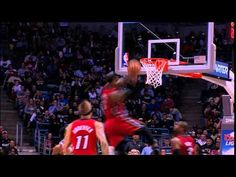 Dwyane Wade picks off the pass and sets up LeBron James on the fast break. Visit nba.com/video for more highlights.