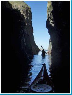 Oban Sea Kayak Guides - guided sea kayaking on the Scotland's beautiful west coast