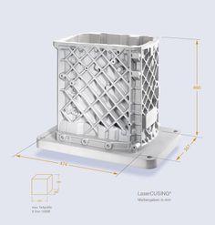 Laserschmelzen Metall, Generative Fertigung für Automobilindustrie - Concept Laser