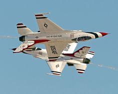 Thunderbirds Cross by Clifford Martin, via 500px