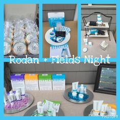 Thanks to everyone who came out to hear about R+F at my launch party - so much fun I might do it again! Loved setting up displays. This is my calling!  www.rhorrigan.myrandf.com