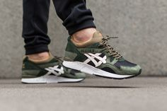 Release Date and Where to buy Asics Gel Lyte V 'Winter Trail'