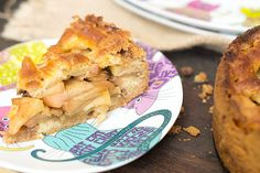 Receta de tarta de manzana holandesa Cookie Desserts, Apple Pie, Macaroni And Cheese, Cookies, Baking, Ethnic Recipes, Food, Costumes, Chocolate