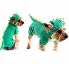 Dinosaur Dog Pet Halloween Costume