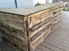 pallet bar set - Google Search
