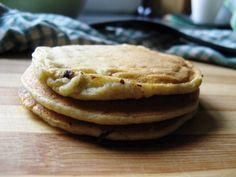 Feel Eat!: Proste pełnoziarniste placki bananowe bez dodatku cukru