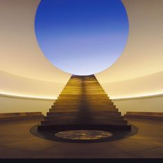 Want to see one of Earth's great artworks in five years? Just show James Turrell the money.