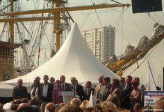 Friday 09/27 12:00 The Officials opening the event #Var #leVar #TSR2013 #MTSR2013