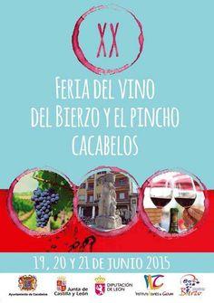 Feria del vino del bierzo