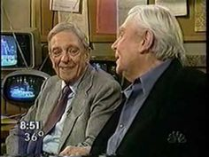 Andy Griffith & Don Knotts on The Today Show, RIP Andy Griffith