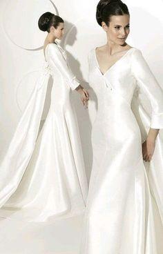 72fe42080e22e2 10 inspirerende afbeeldingen over trouwjurk - Alon livne wedding ...