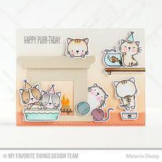 MFT Cool cats; birthday