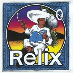 """Relix Volume 2. Before """"Relix"""" magazine began sending samplers of indie label music with subscription issues, they had their own record label. This was the second sampler of tunes from albums on the Relix label."""