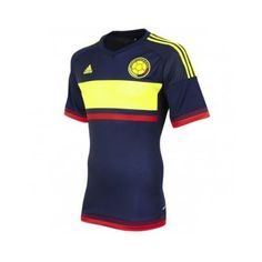 Camiseta del Colombia Away 2016