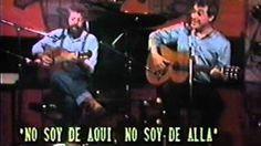 Facundo Cabral y Alberto Cortez - No soy de aquí ni soy de allá (México, 1986), via YouTube.