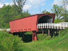 Iowa Madison county bridges