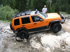 Jeep Liberty Off Road Jeep Liberty Jeep Photos Jeep