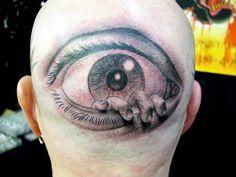 50 Crazy Eye Tattoos | Cuded