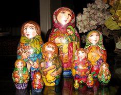 Russian Peasant Family-Zukov