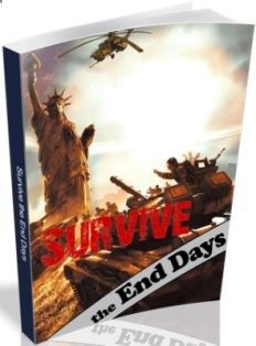 Survive The End Days PDF Download. Survive The End Days is best program and this guide about preparing for a real life scenario 'end of days' This Program is a complete survival system with a strong emphasis on preparing you for the main cause of death in any crisis disease and illness .The End Days is the best solution to overcome from any calamities and crisis. It is world revolutionary product to guide you from all the problems. This eBook