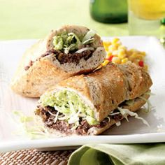 Healthy Sandwich and Wrap Recipes | Fitness Magazine