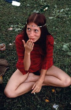 Doug Lenier ~ Woodstock 1969