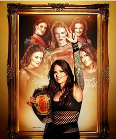 Wwe Lita, Wwe Womens, Female Wrestlers, Besties, Evolution, Wonder Woman, Wrestling, Superhero, Amy